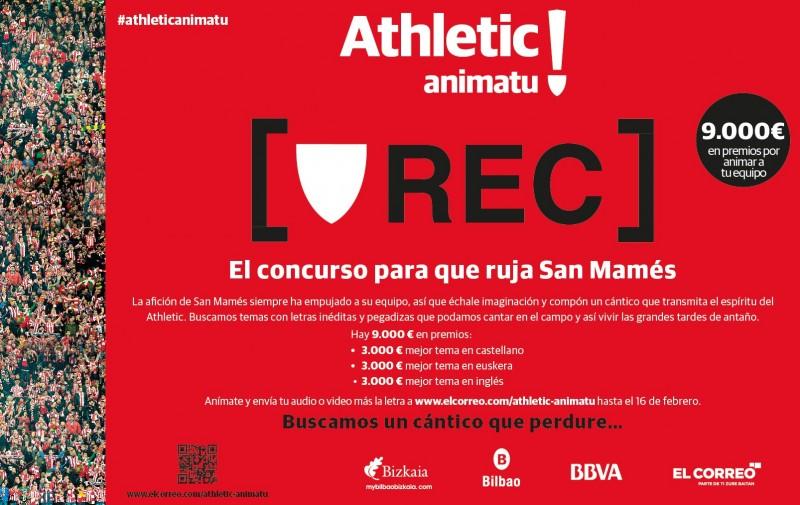 Campaña Athletic Animatu