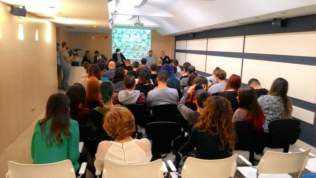 Conferencia Bilbao Tuiwok Camp