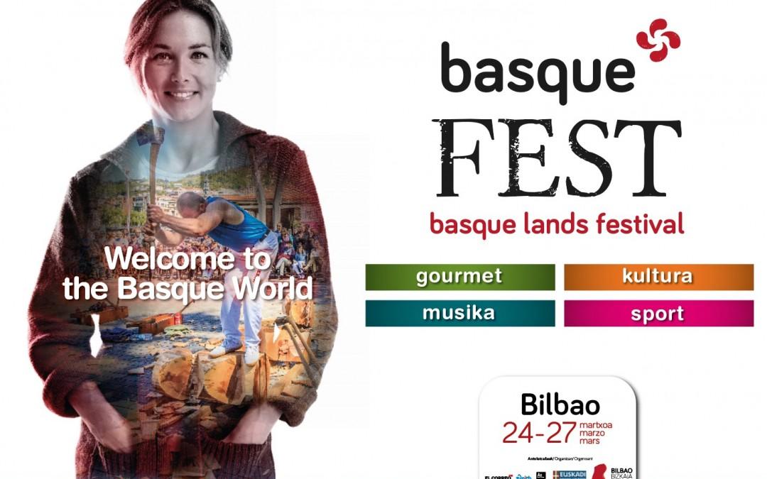 ¡Bienvenidos al Basque Fest 2016!