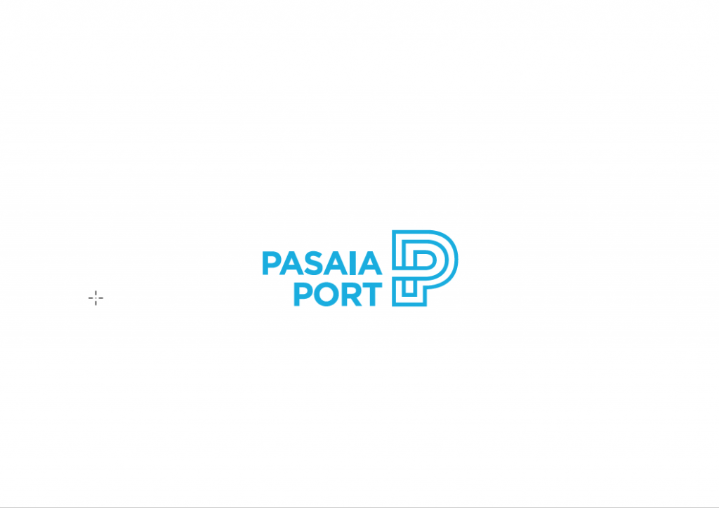 Pasaia Port nuevo logo