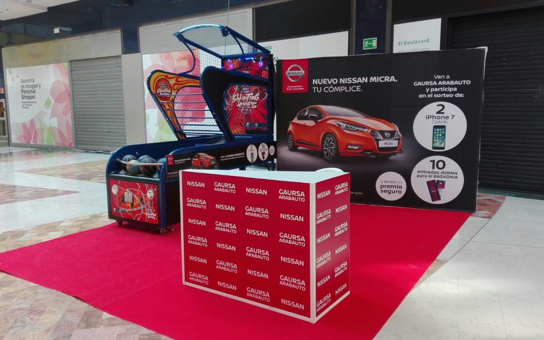 Campaña especial para el nuevo Nissan Micra