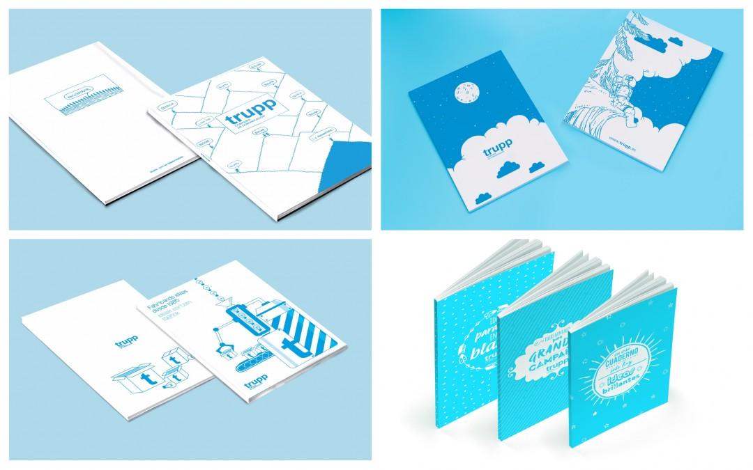"II edición de ""Cuadernos Fashion Trupp"""