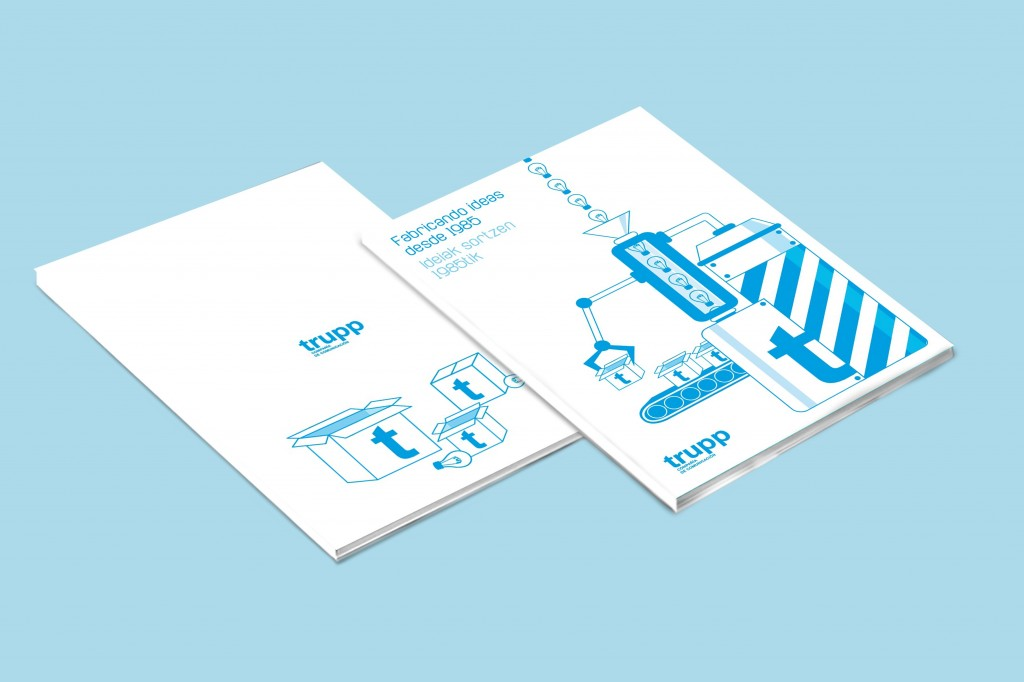 cuaderno trupp 2018 Fabrica ideas
