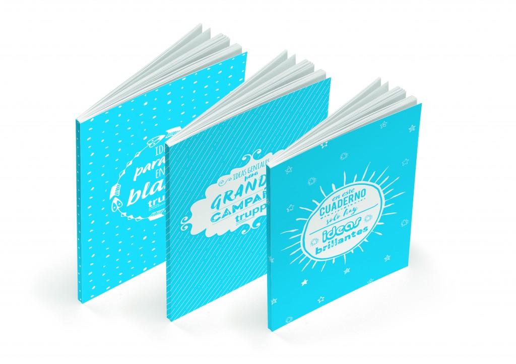 cuaderno trupp 2018 Ideas