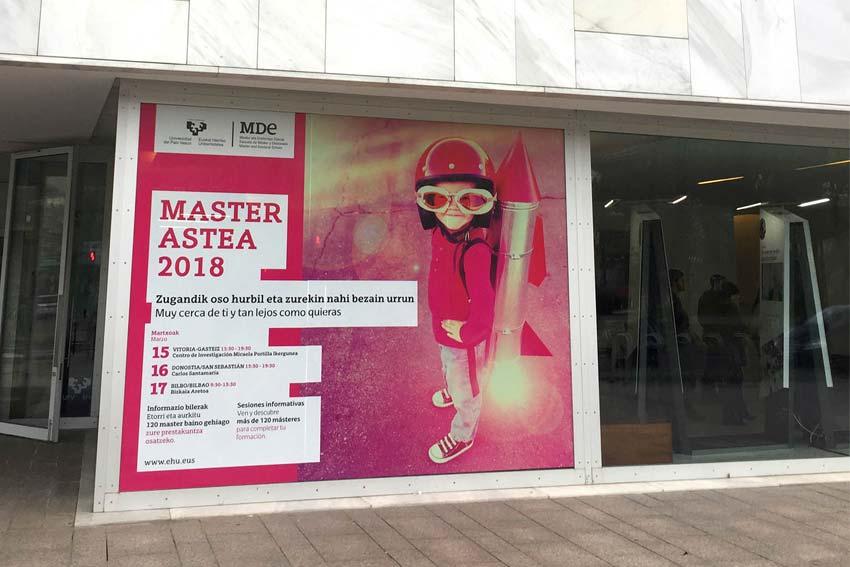 """""""Muy cerca de ti y tan lejos como quieras"""" – Master Astea 2018"""