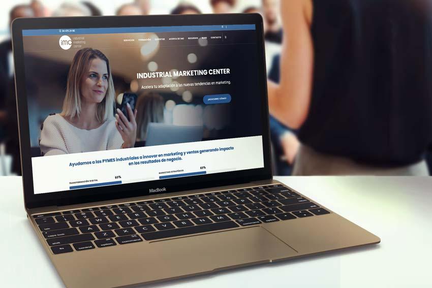 industrialmarketingcenter.com, la innovación al servicio de las Pymes