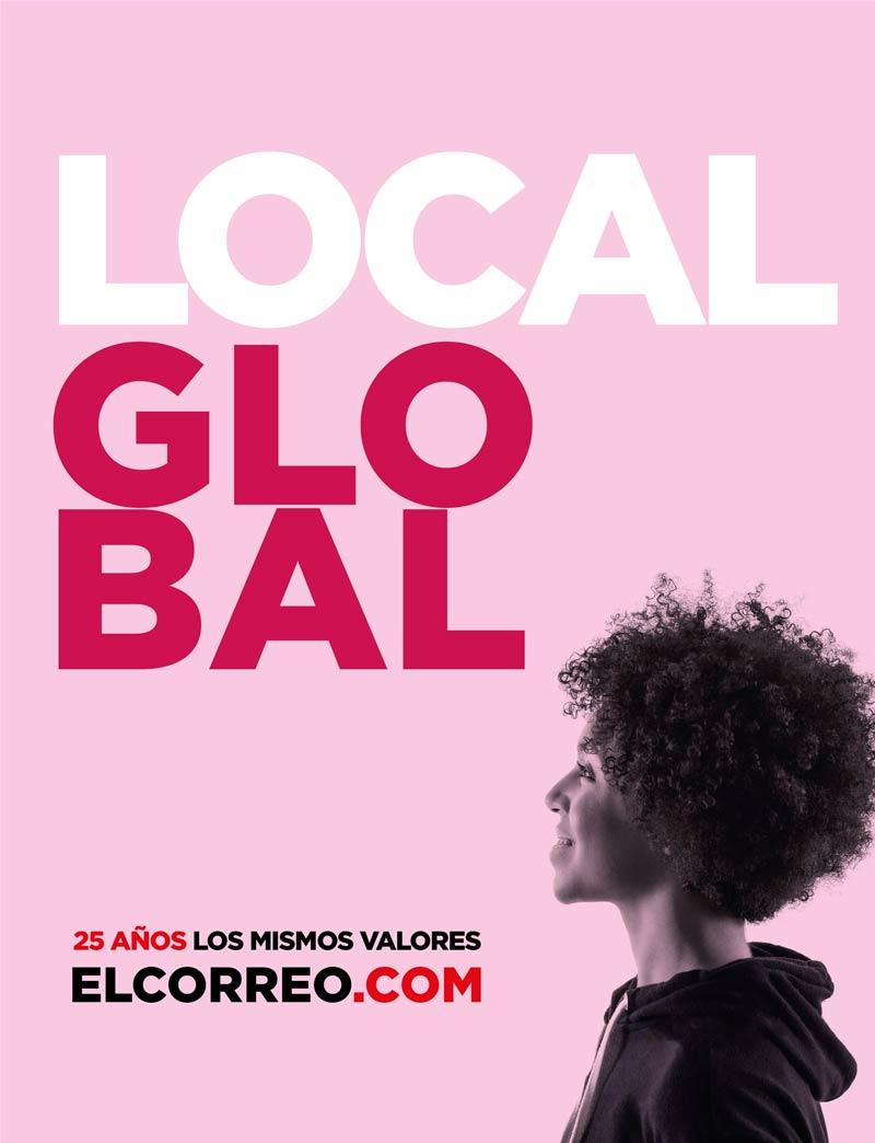 Campaña El Correo.com 25 aniversario