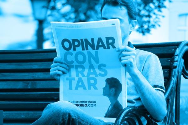 El Correo.com 25 aniversario